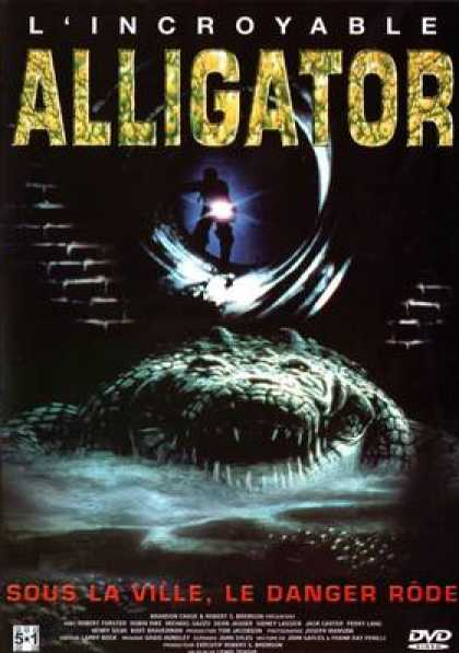 French DVDs - Alligator