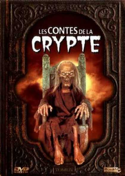 French DVDs - Tales From The Crypt Vol 4