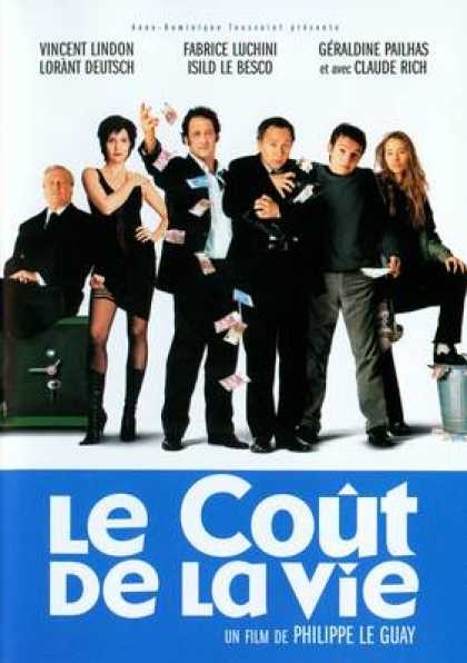 French DVDs - Le Cout De La Vie