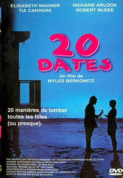 French DVDs - 20 Dates