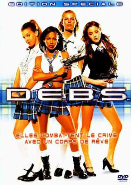 French DVDs - D.E.B.S