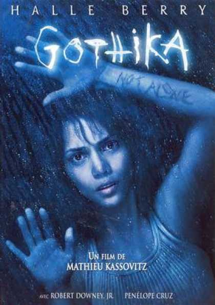French DVDs - Gothika