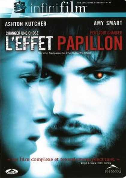 French DVDs - The Butterfly Effect