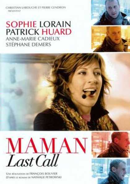 French DVDs - Maman Last Call