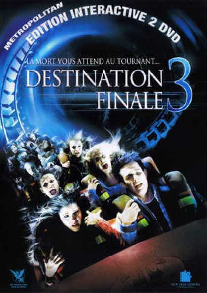 French DVDs - Final Destination 3