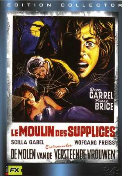 French DVDs - Le Moulin Des Supplices CE