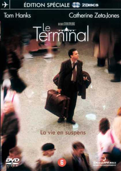 French DVDs - The Terminal