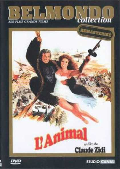 French DVDs - The Animal 1977