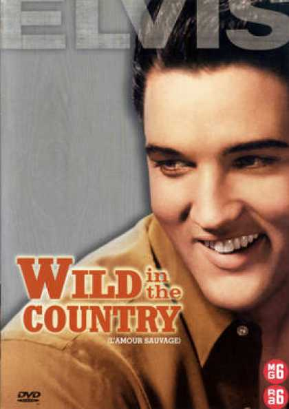French DVDs - Wild In The Country