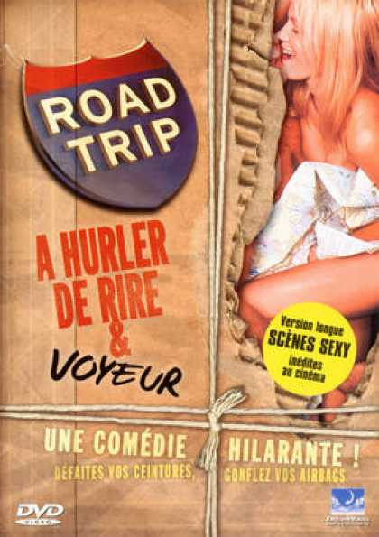 French DVDs - Road Trip