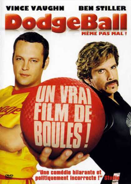 French DVDs - DodgeBall