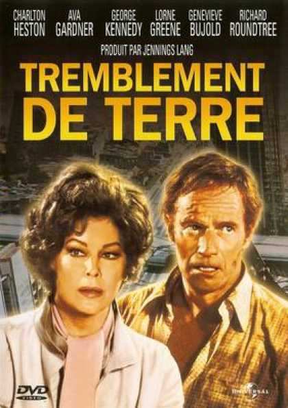 French DVDs - Tremblement De Terre