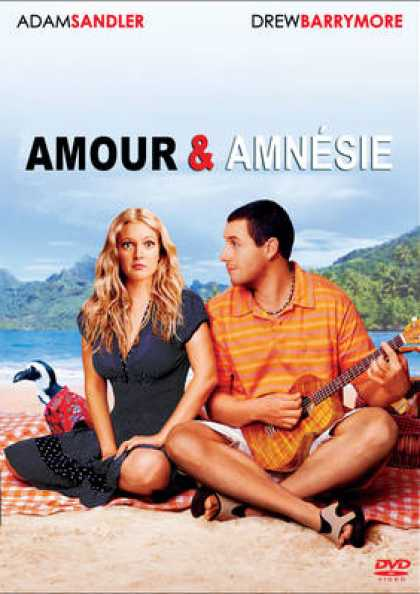 French DVDs - 50 First Dates