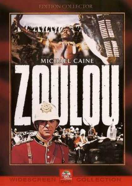French DVDs - Zulu