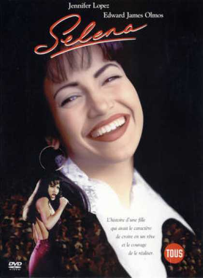 French DVDs - Selena