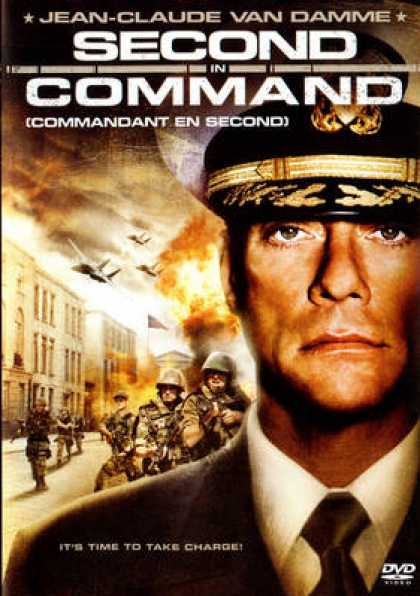 French DVDs - Second In Command