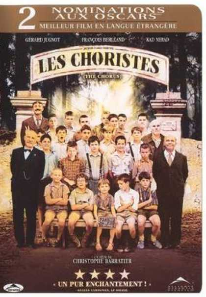 French DVDs - The Chorus