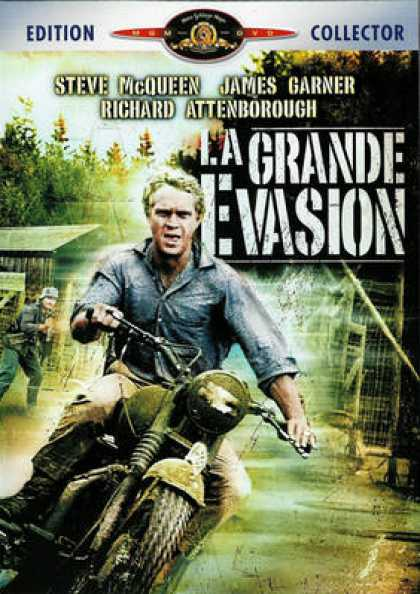 French DVDs - The Great Escape