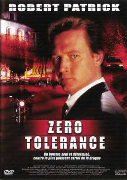 French DVDs - Tolerance Zero