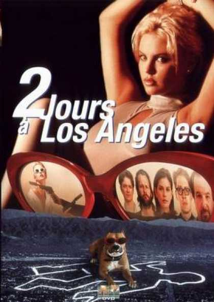 French DVDs - 2 Jours A Los Angeles