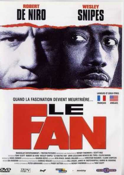 French DVDs - The Fan