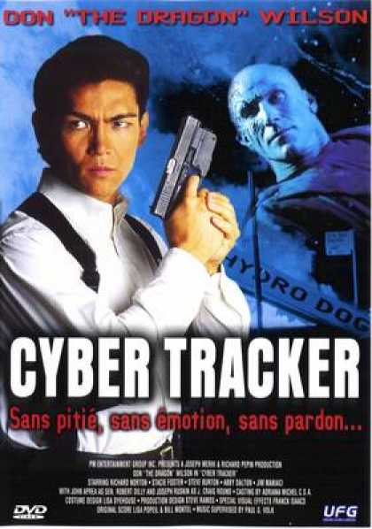 French DVDs - Cyber Tracker
