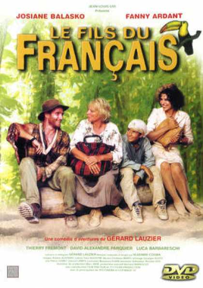 French DVDs - Le Fils Du Francais