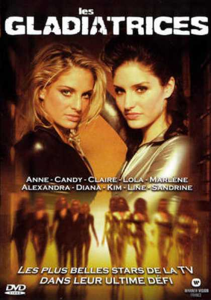 French DVDs - Les Gladiatrices