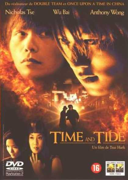 French DVDs - Time And Tide