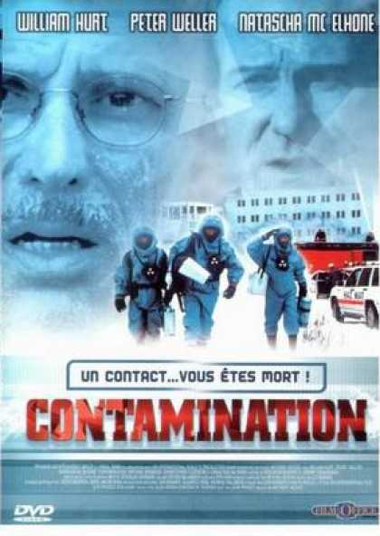 French DVDs - Contamination