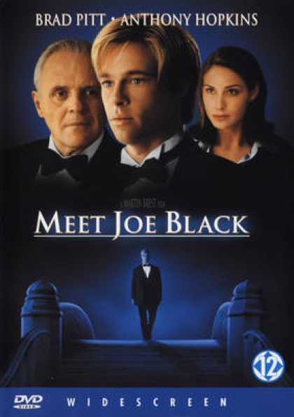 French DVDs - Meet Joe Black
