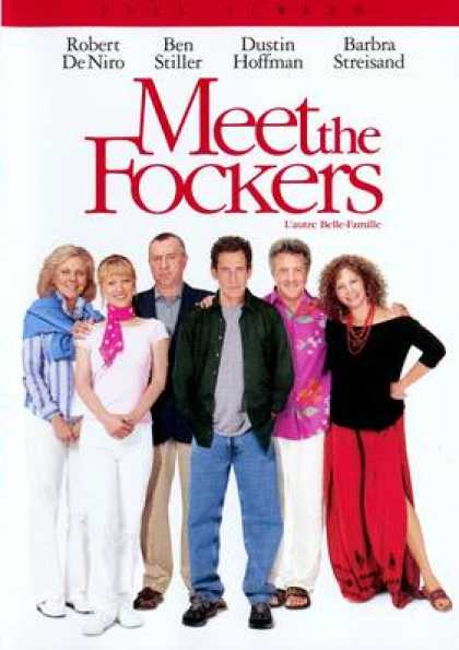 French DVDs - Meet The Fockers