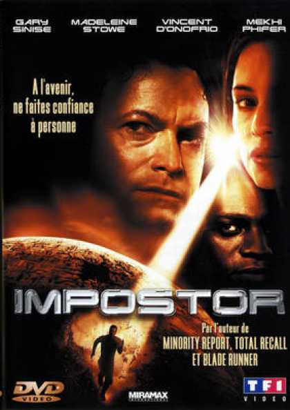 French DVDs - Impostor