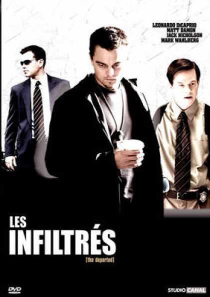 French DVDs - Les Infiltrés