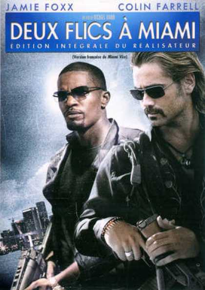 French DVDs - Miami Vice