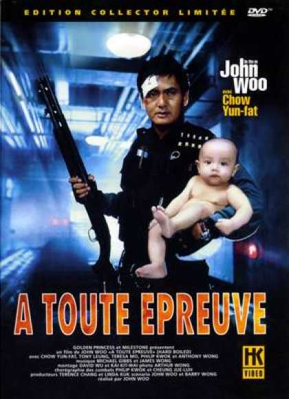 French DVDs - A Toute Epreuve