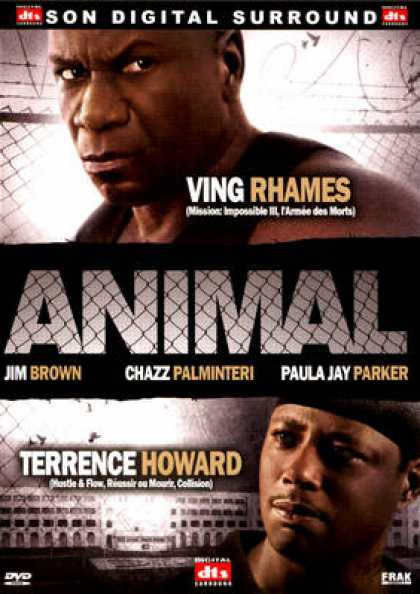 French DVDs - Animal