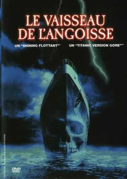 French DVDs - Ghost Ship