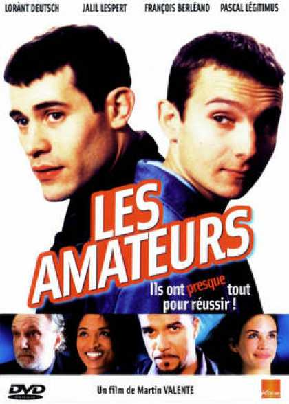 French DVDs - Les Amateurs