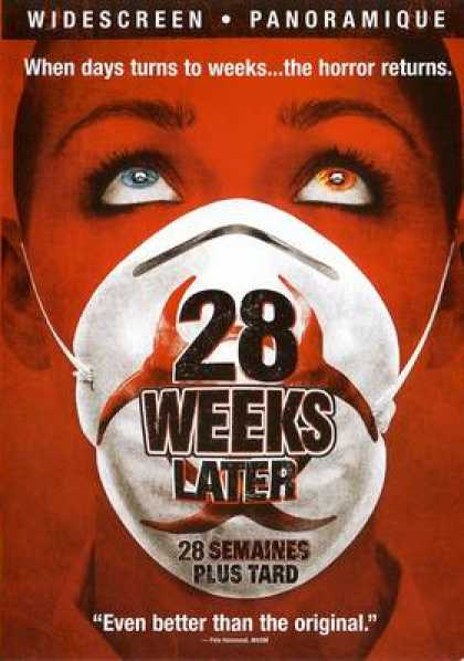 French DVDs - 28 Weeks Later