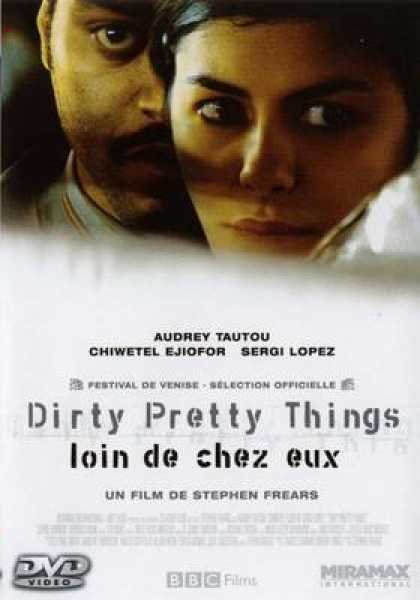 French DVDs - Dirty Pretty Thing