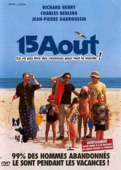 French DVDs - 15 Years