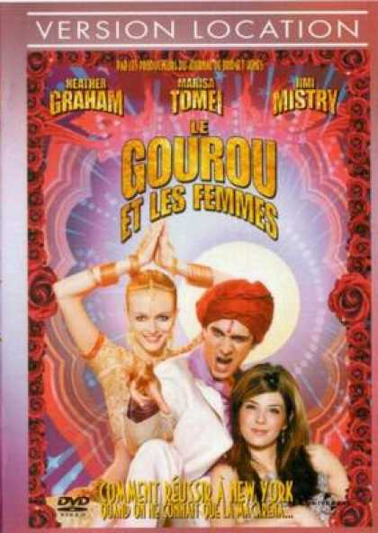 French DVDs - The Guru