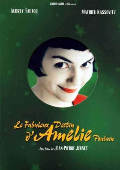 French DVDs - Amelie Poulain