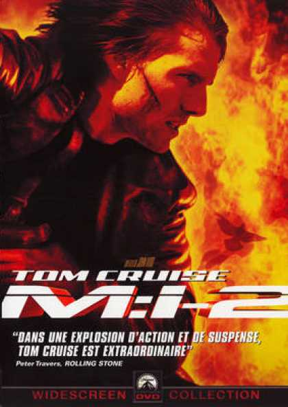 French DVDs - Mission Impossible 2