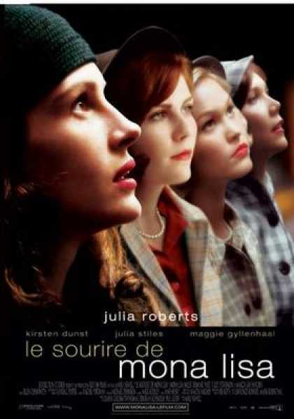 French DVDs - Mona Lisa Smile