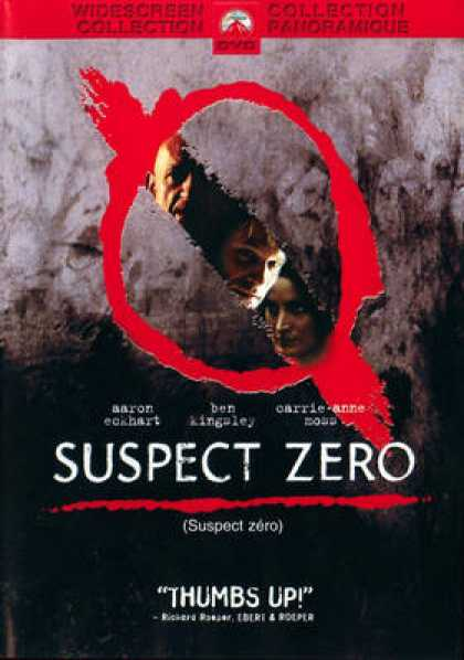 French DVDs - Suspect Zero