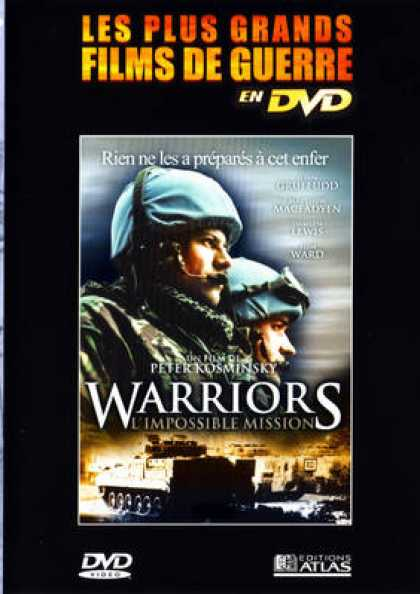 French DVDs - Warriors Impossible