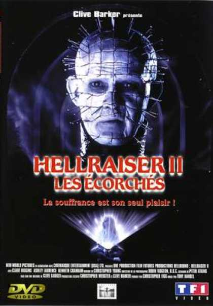 French DVDs - Hellraiser II: Hellbound