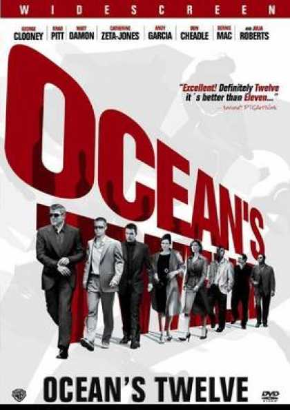 French DVDs - Ocean 12
